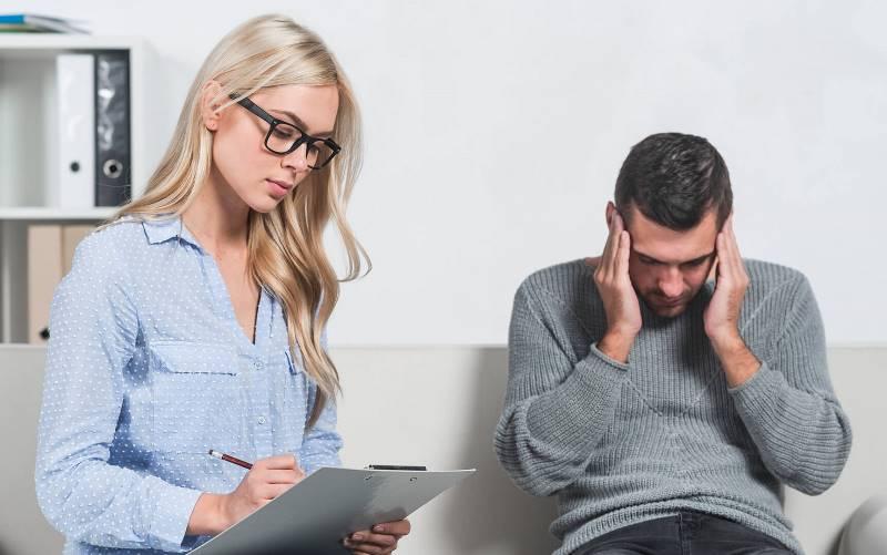 Как психолог помогает при панической атаке?