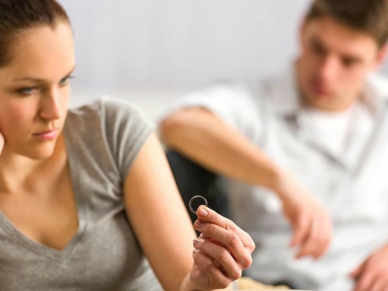 Психолог при разводе