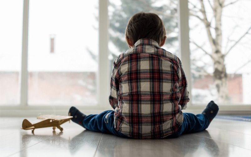 Одиночество у детей